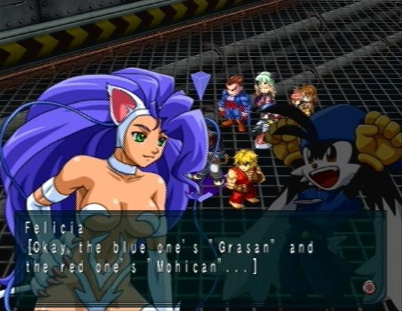 [Análise] Namco X Capcom - PS2 Nxc13910